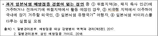 성인대상 일본뇌염예방접종기준.png
