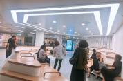 노후화된 4호선 미아사거리역, 34년 만에'청춘'테마역사 탈바꿈