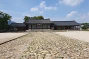 조선 시대 객사 「나주 금성관」보물 지정