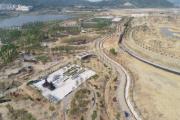 준공 앞둔 중앙공원 1단계, 주부들이 꼼꼼히 점검