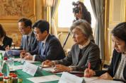 OECD 각료이사회 계기 제3차 한-불 외교장관 전략대화 개최